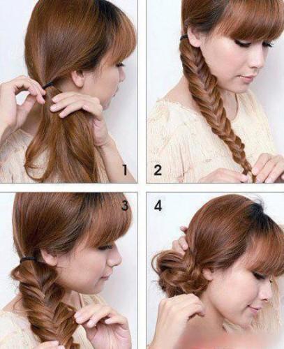 acconciatura capelli, bellezza